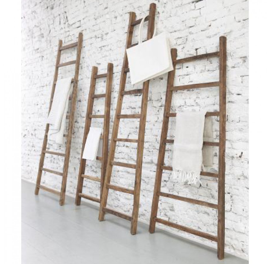 Latest ladder high and low jaring de wolff with decoratie for Decoratie ladder blokker